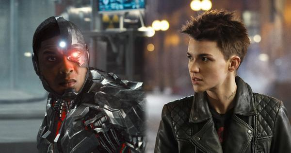 Ruby Rose Gets Support From Ray Fisher