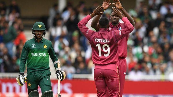 West Indies Loose The Game By Seven Wickets
