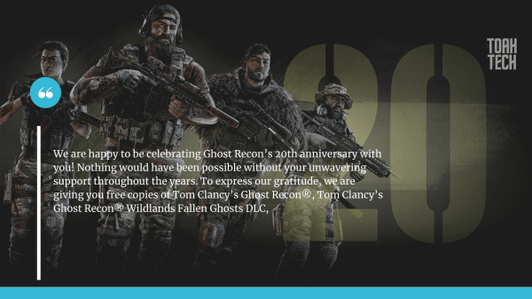 ghost-recon-20th-anniversary-giveaways